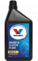 Тормозная жидкость Valvoline Brake & Clutch Fluid Dot 5.1