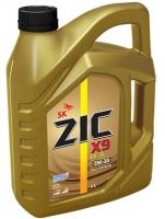 Масло моторное ZIC X9 LS 5W-30
